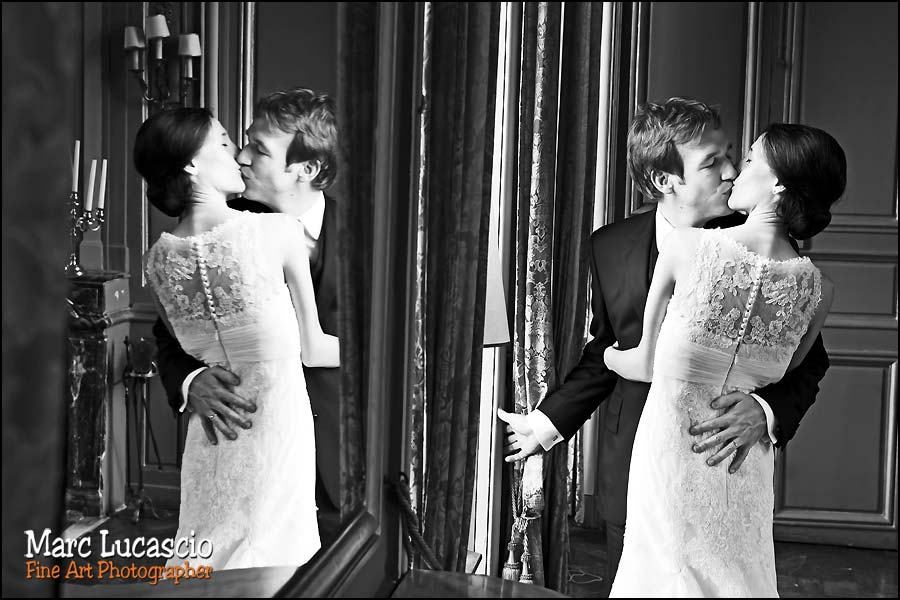 photographe de mariage Château de Neuville