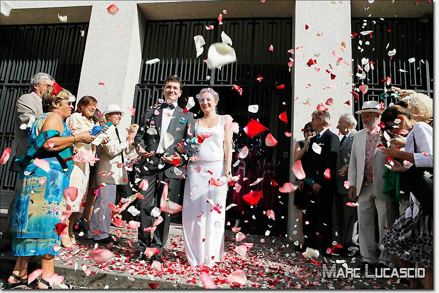 cérémonie mariage Tanger cathédrale