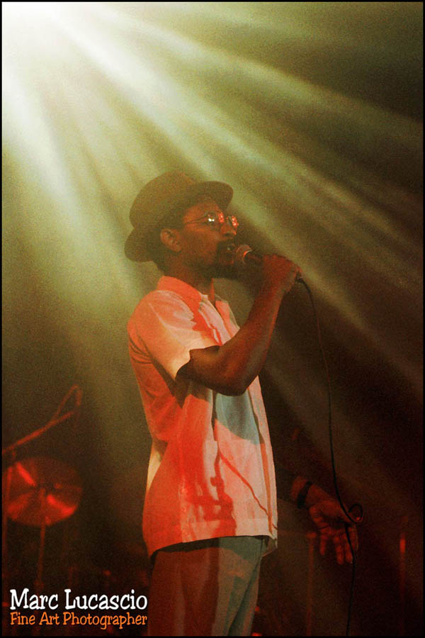 Reggae Man photographie argentique
