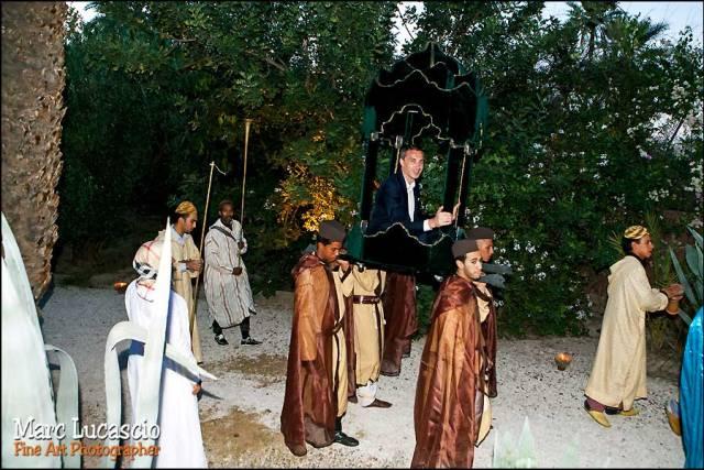 Mariage Marrakech amariya