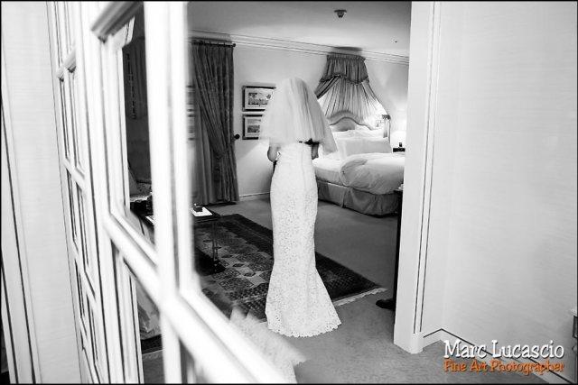 Bahrain photo mariage noir et blanc