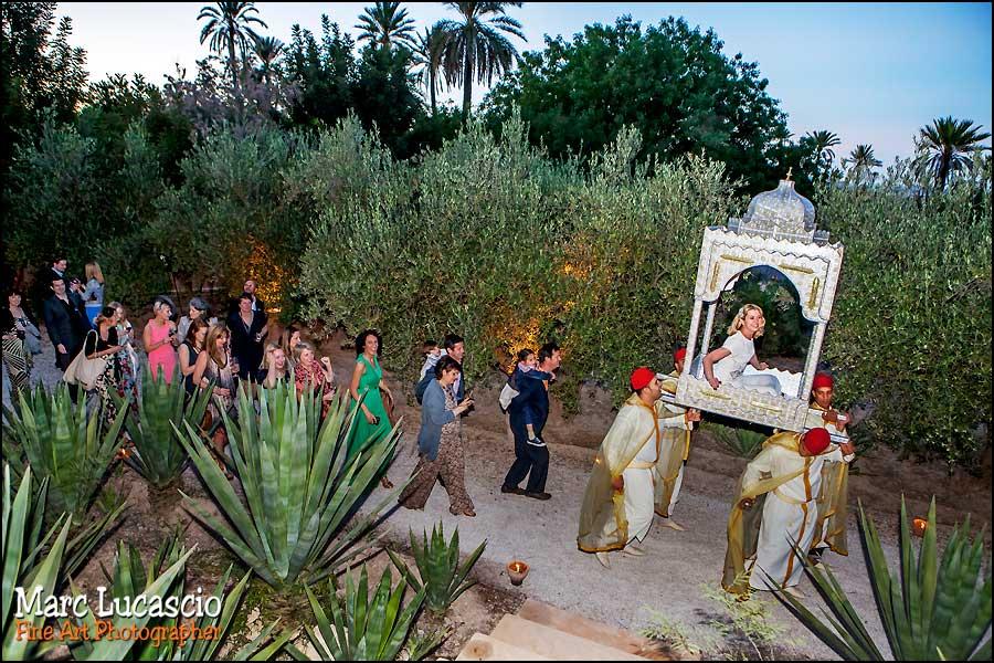 chaises porteurs l'amaria chaise porteurs mariage marrakech