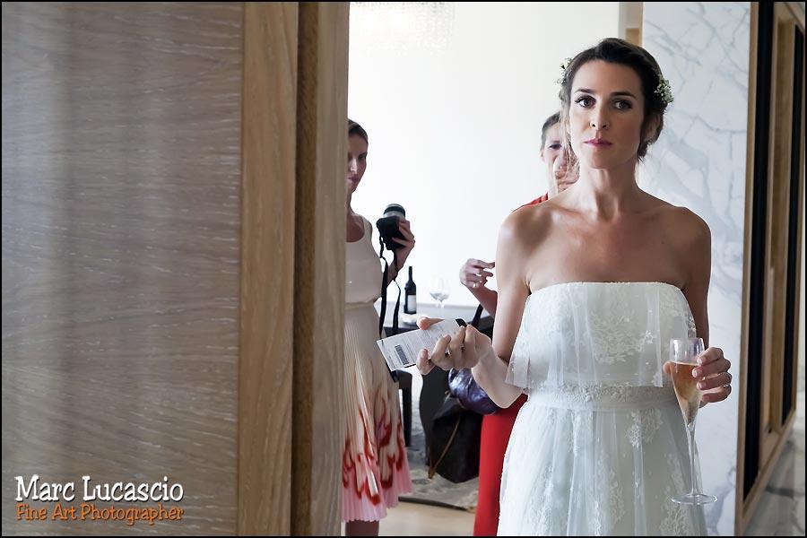 champagne photo mariage abu dhabi