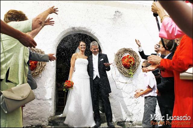 chapelle île d'ogoz mariage cérémonie