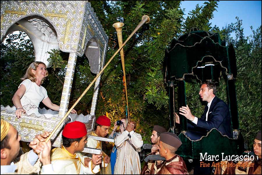 Amaria couple de mariage à Marrakech