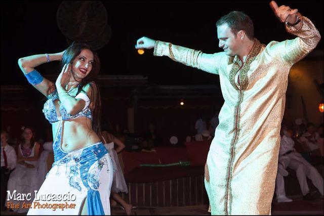 Bab al Shams danseuse orientale