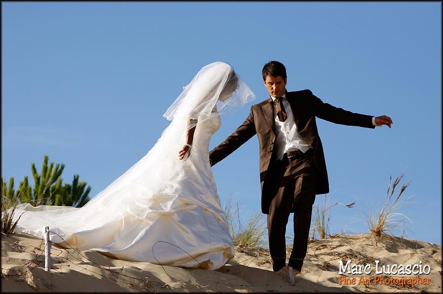 portrait mariage arcachon