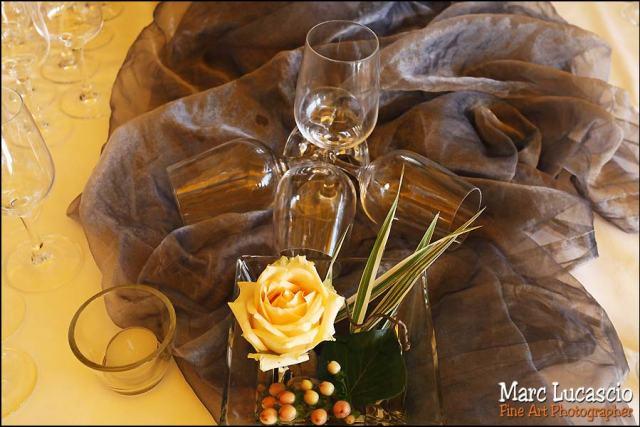 décoration mariage Montreux