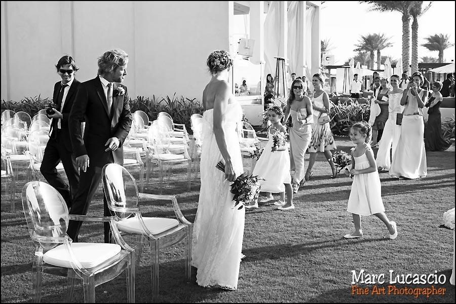 abu dhabi célébration mariage