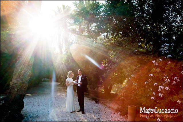Photo couple mariage Marrakech