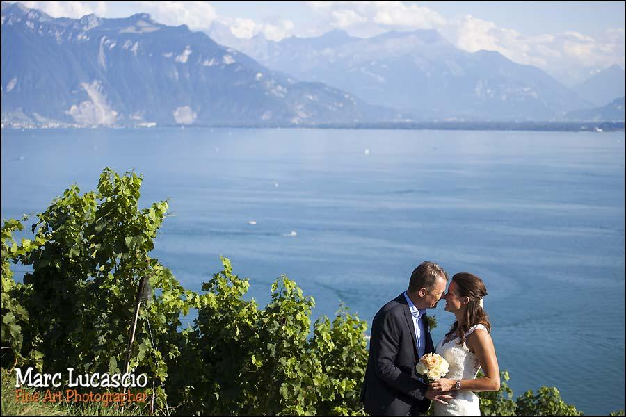 photo couple mariage montreux