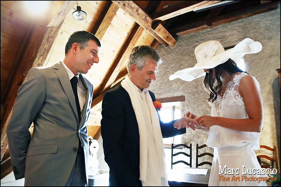 photo mariage alliance cully