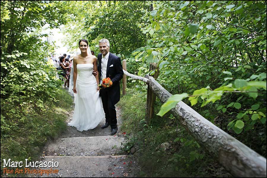 photo mariage couple chapelle île d'ogoz