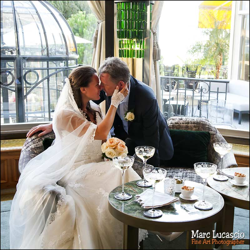mariage couple fairmont le montreux palace