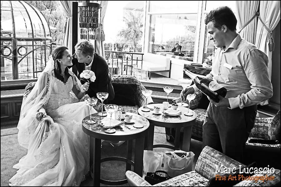 mariage fairmont le montreux palace