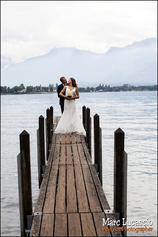 Mariage Montreux Genève suisse