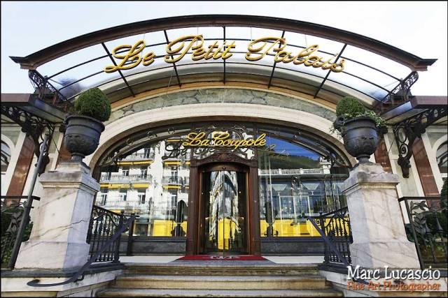 photo mariage Montreux le petit palais palace