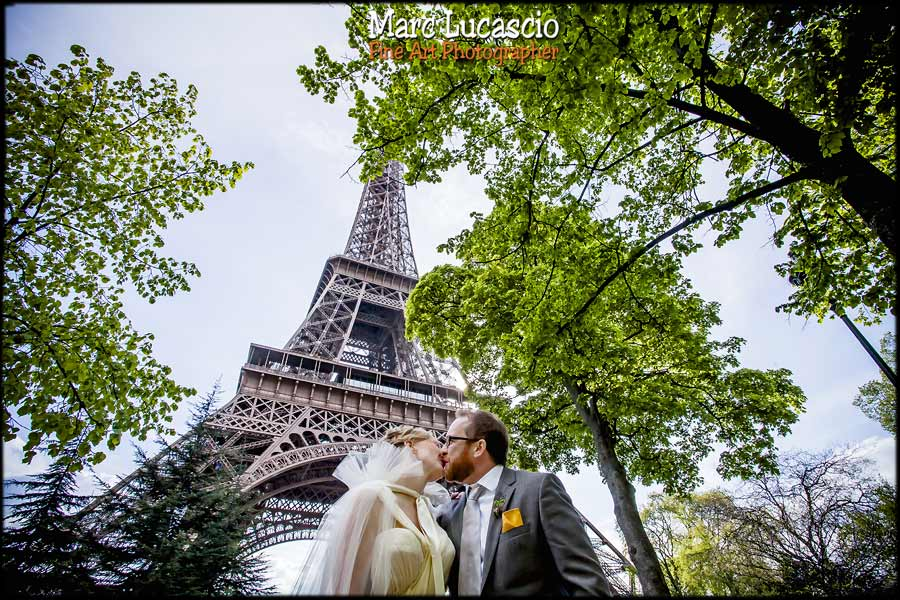 photo mariage Paris tour Eiffel