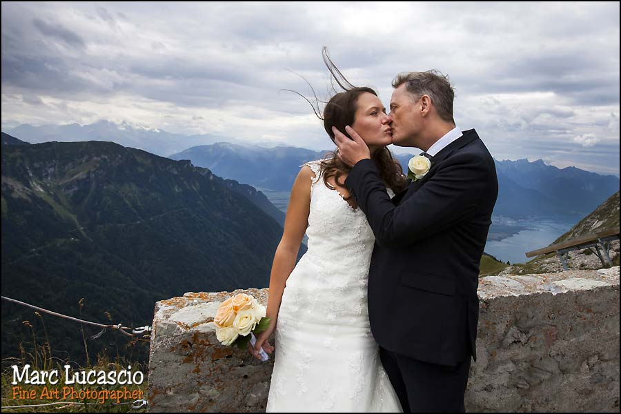 couple couleur photo mariage montreux
