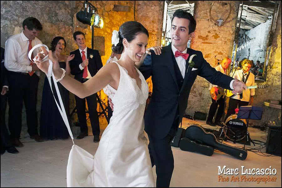 photos mariage château soulac