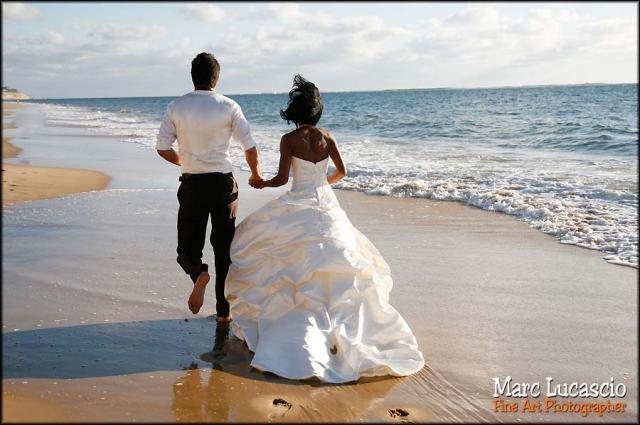 trash the dress mariage arcachon