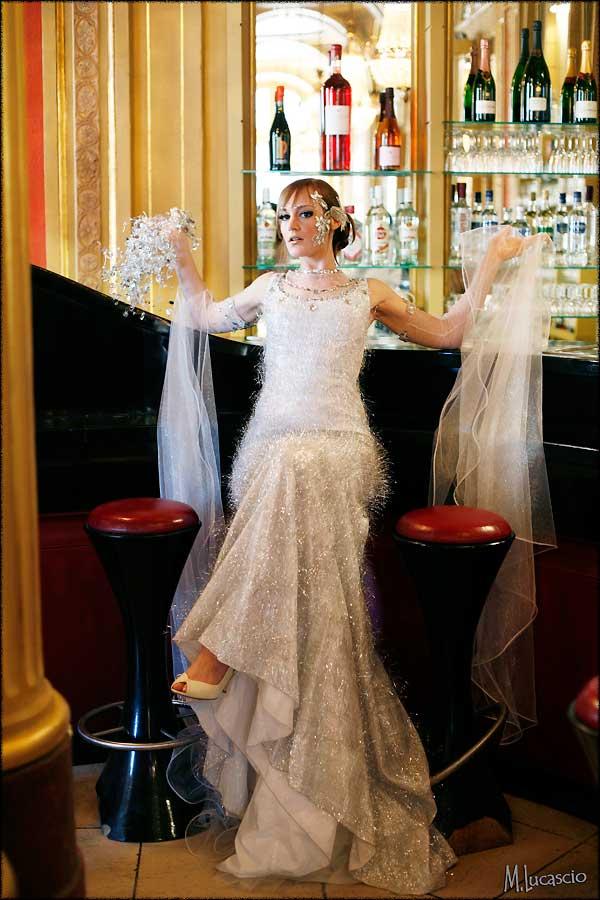 photo de mode salon du théâtre de Bordeaux