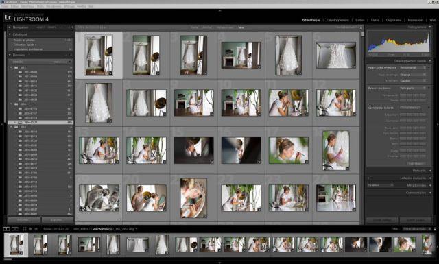 Comment améliorer une photo avec Lightroom