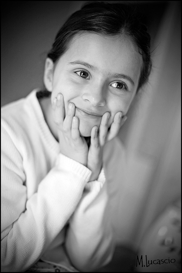 photo shooting portrait enfant naturel