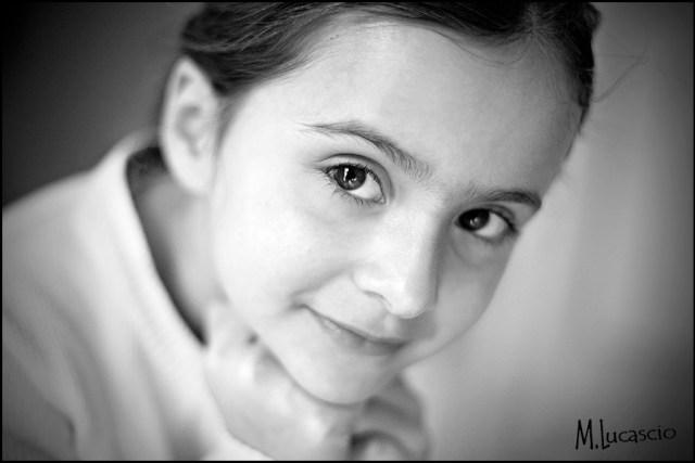 photographie portrait enfant