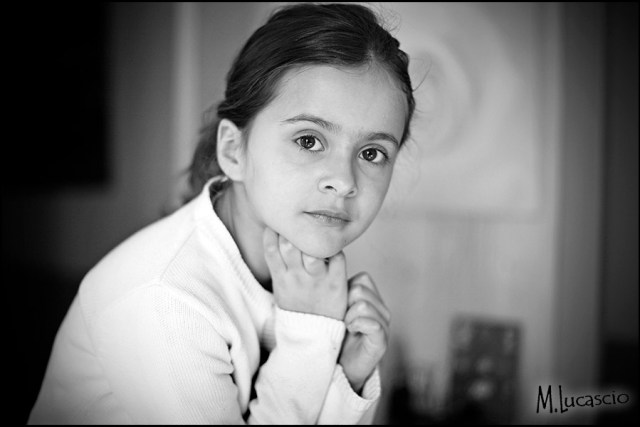portrait enfant naturel photographie