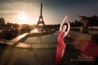 Photographe professionnel Paris, photographe mode Paris, Gael Deroche Séance photo à la Tour Eiffel, Gael Deroche