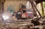 Photographe garage abandonné Paris, photo urbex et fine art