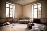 Photographe chateau abandonné Ile de France, photo urbex fine art, old castle