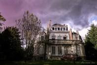 Photographe professionnel Paris, photo urbex abandon chateau fine art