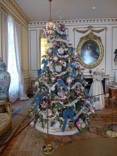 Visit to Hillwood Museum 1/2/16