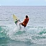 Surfing Lahaina