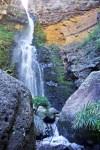 Maui Waterfall deep in the jungle