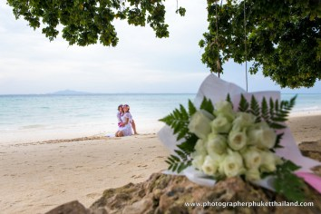 wedding photography phiphi , krabi ,thailand