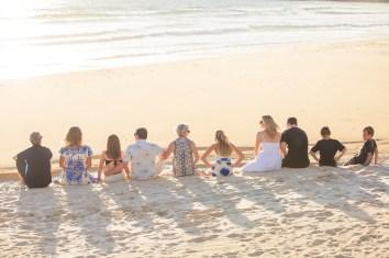 family reunion photo shooting phuket thailand