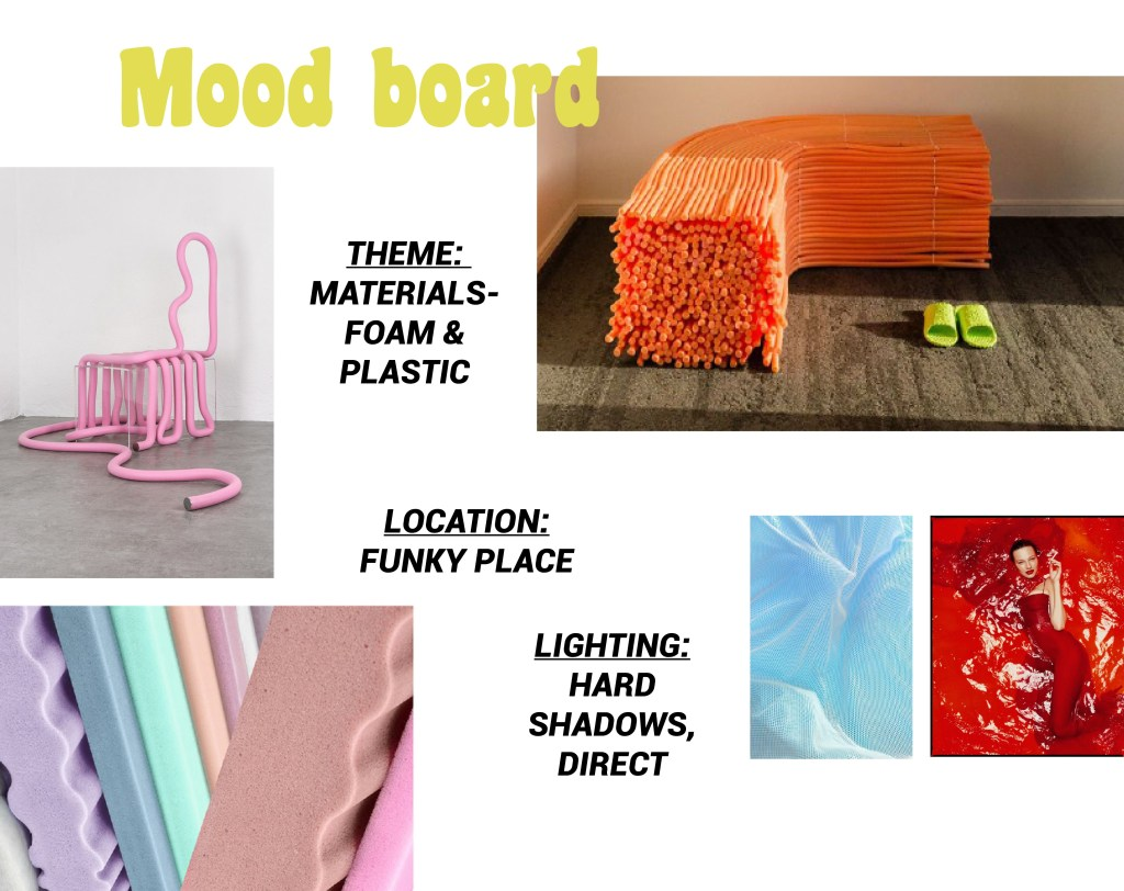 What is A Photography Mood Board?