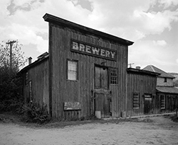 Gilbert Brewery Virginia City, Montana