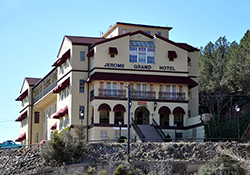 Jerome Grand Hotel - Arizona
