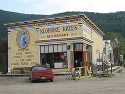 Klondike Kate's Dawson City, Yukon
