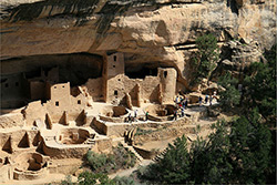 Top Ancient Archaeological Sites In The United States - Archaeological sites in the southwest us map