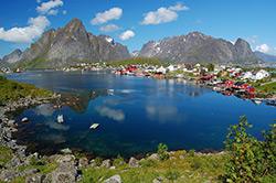 Reine (Moskenesøya) Lofoten Island -Norway