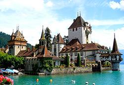 Schloss Oberhofen - Switzerland