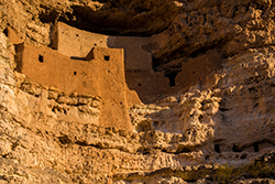 Montezuma Castle - Verde Valley - Arizona