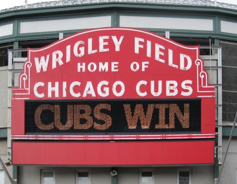 Photographers of Las Vegas - Architectural Photography - CUBS WIN