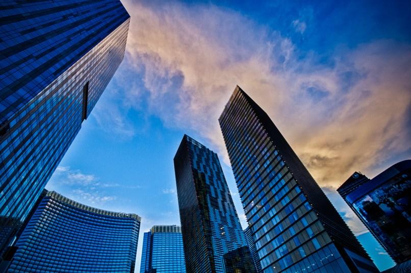Photographers of Las Vegas - Architectural Photography - City Center
