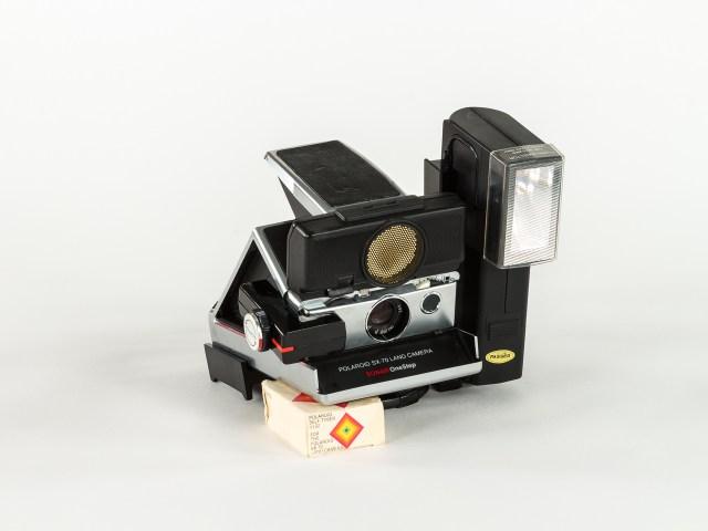 Photographers of Las Vegas - Product Photography - old camera Polaroid